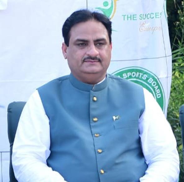 Malik Mehrban Chairman PSFF1