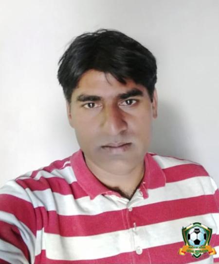 2. Jabbar Hussain Coach Of PSFF