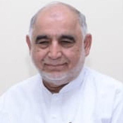 Ch Mumtaz Akhtar Chairman Punjab Futsal Association
