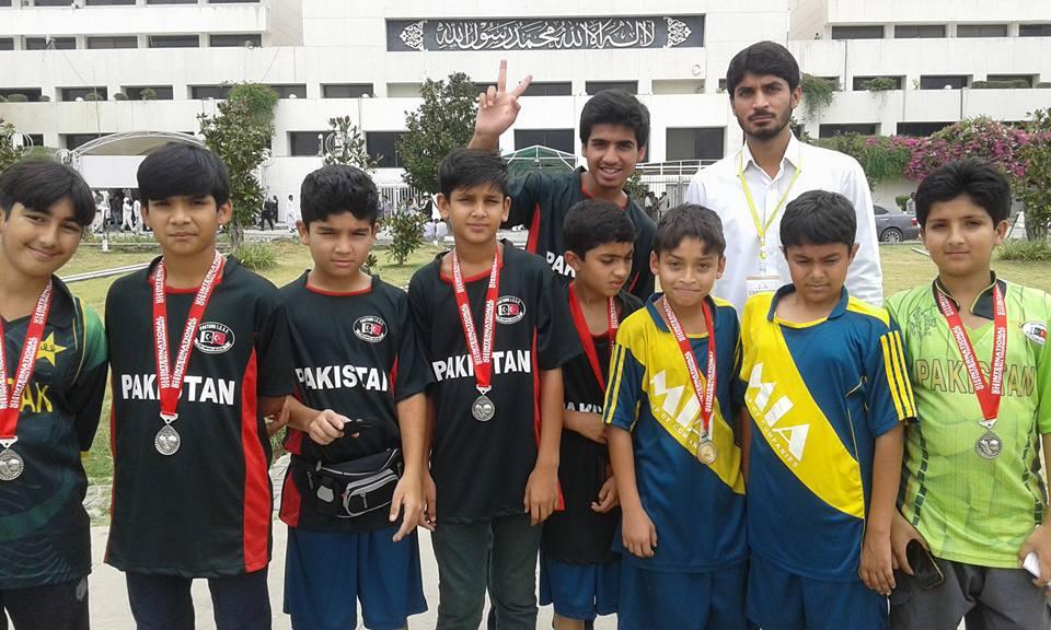 U-12 Pakistan Futsal Team got 2nd Position in World Legeue Thailand-2015 (5)